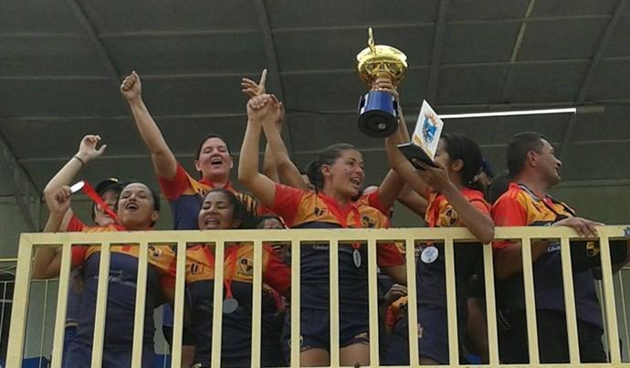 Delta Rugby, Nordeste Sevens (Foto: Divulgação)