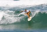 Em casa, surfista guarujaense quer o topo do p�dio na 2� etapa do Brasileiro