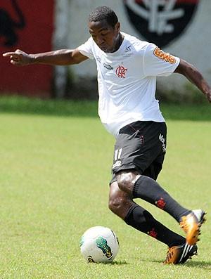 Renato Abreu, Flamengo (Foto: Alexandre Vidal / Fla Imagem)