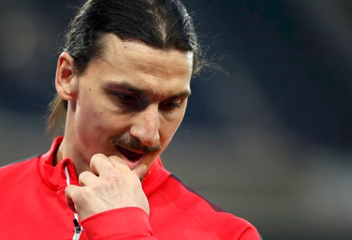 Zlatan Ibrahimovic PSG (Foto: Reuters)