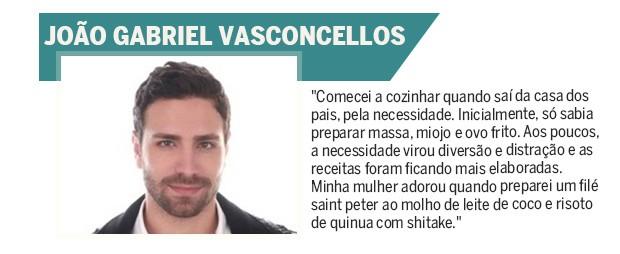 João Gabriel Vasconcellos (Foto: Arte: Eduardo Garcia)