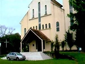 igreja Araxá (Foto: Reprodução/ TV Integração)