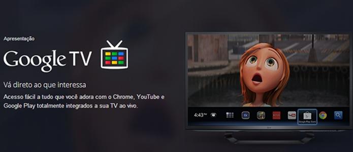 Sistema baseado em Android deve chegar para substituir de vez a fracassada Google TV (Foto: Reprodução/Google)