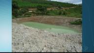 Cinco poços são encontrados em áreas de preservação ambiental