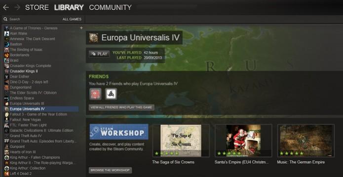 Steam: como usar o serviço no modo Offline | Dicas e