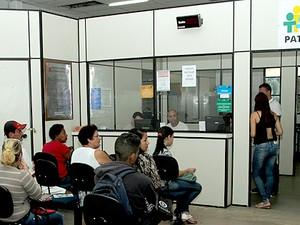 Posto de Atendimento ao Trabalhador de Itanhaém, SP (Foto: Divulgação)