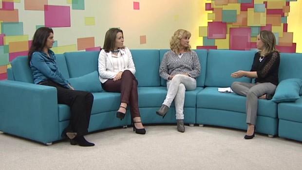 Painel RPC TV aborda os pontos decisivos na hora de escolher uma nova escola para os filhos (Foto: Reprodução)