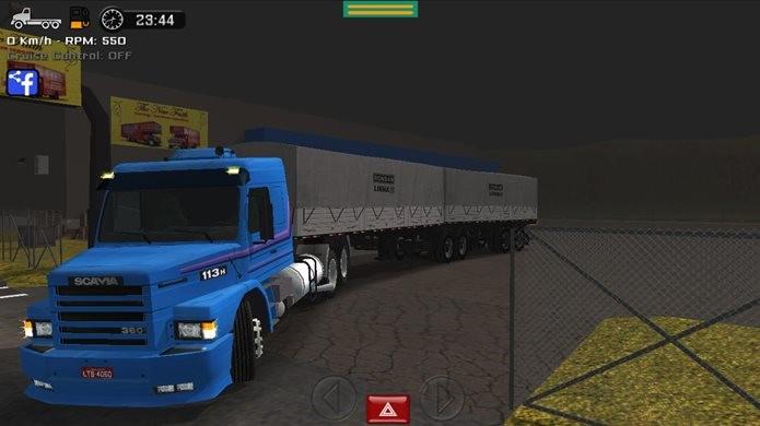 GT Simulator tem carretas brasileiras e realismo impressionante (Foto: Divulgação / Pulsar Gamesoft)