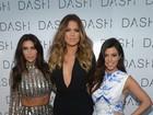 Irmãs Kardashian se recusam a filmar seriado por causa de roubos, diz site