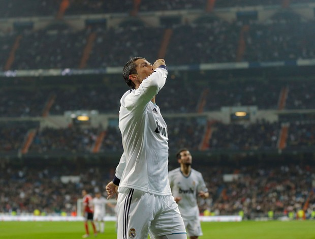 Cristiano Ronaldo gol Real Madrid (Foto: AP)