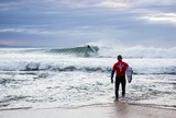 Quase 1 ano ap�s ataque de tubar�o, Fanning retorna a J-Bay com vit�ria