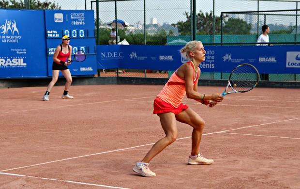 Tênis feminino São José dos Campos (Foto: Ana Witts/ Divulgação)