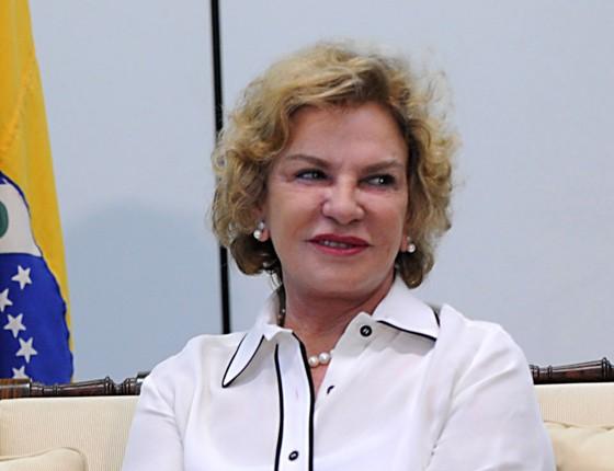 A ex-primeira-dama Marisa Letícia, mulher do ex-presidente Lula (Foto: Fabio Rodrigues Pozzebom/ABr)