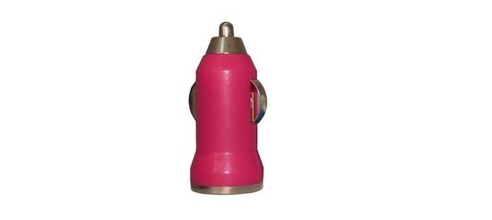 O carregador rosa é o modelo mais baratinho da lista (Foto: Divulgação/Extra)