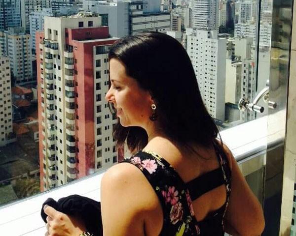 Gabriela Francioli da Conceição sobreviveu ao câncer de colo do útero (Foto: Arquivo pessoal)