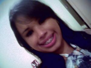 A jovem Vanessa Ângela Teixeira de Oliveira encontrada morta em Araraquara (Foto: Reprodução/EPTV)