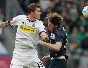 niemeyer Neustaedter Borussia Monchengladbach x Hertha (Foto: Reuters)