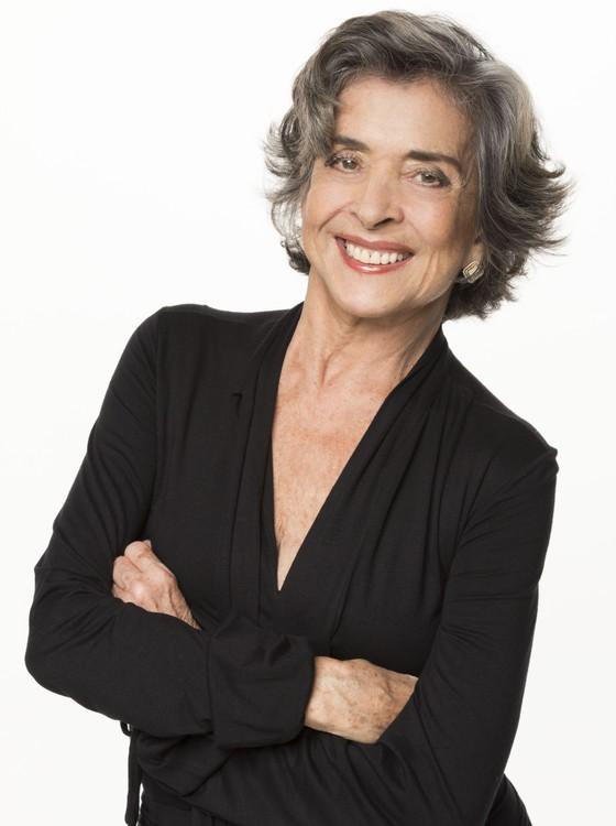 Aos 75 anos, Betty Faria faz 50 anos de carreira este mês e diz que deve voltar à TV em breve (Foto: Rodrigo Lopes)