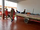 Embarcação naufraga com 20 pessoas em rio no interior do Acre