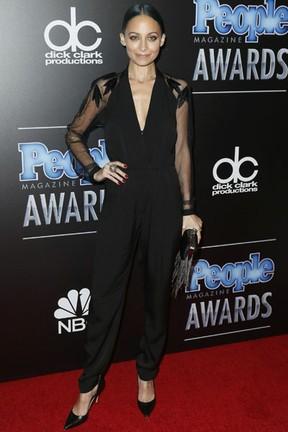 Nicole Richie em prêmio em Los Angeles, nos Estados Unidos (Foto: Danny Moloshok/ Reuters)