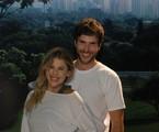 Bárbara Paz e Ricardo Ramory | Divulgação/SBT