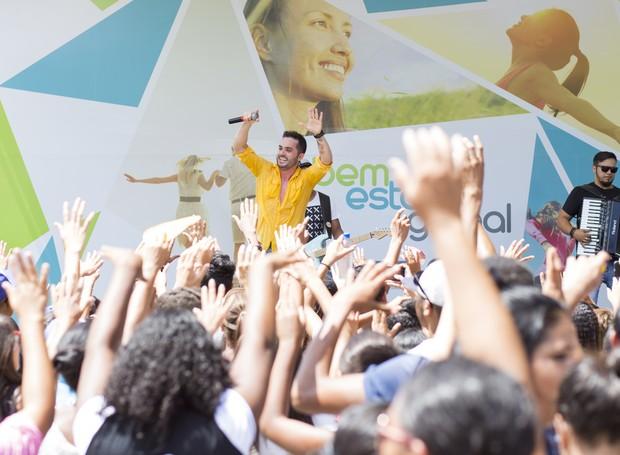 Ramon Schnayder será uma das atrações musicais (Foto: Urias Nery/TV Cabo Branco)