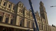 Restauração do Museu da Língua Portuguesa de SP está na reta final