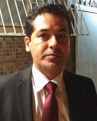 Sandro Trindade Procurador Ferj (Foto: Vicente Seda)