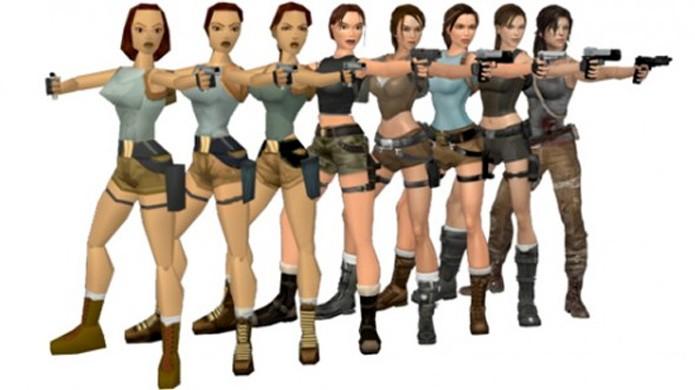 Lara Croft de Tomb Raider é uma das personagens que nasceu no 3D e continua evoluindo até hoje (Foto: Reprodução/Geek Insider)