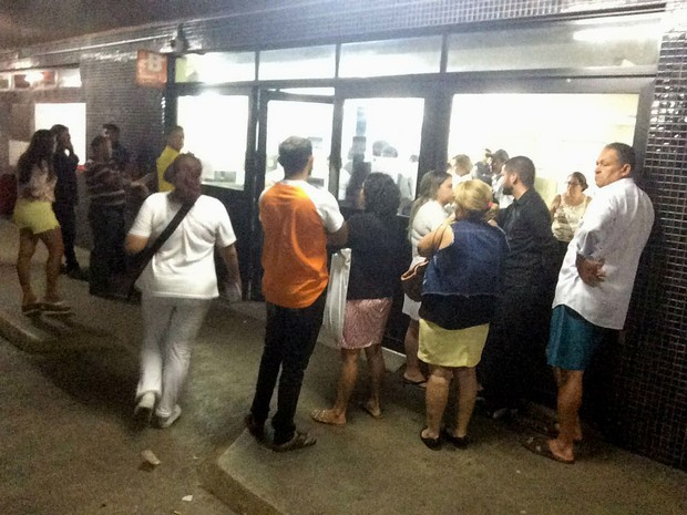 Só serão atendidos casos graves que cheguem através do Samu (Foto: Kléber Teixeira/Inter TV Cabugi)