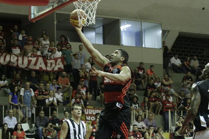 Campeonato Carioca de Basquete - Flamengo x Botafogo, JP Batista (Foto: Gilvan de Souza/Flamengo)