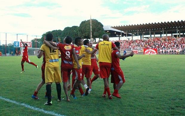 Princesa vence Nacional-AM Manaus final do Amazonense (Foto: Isabella Pina)