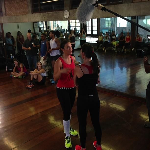 Ivete Sangalo e Glenda (Foto: Instagram / Reprodução)