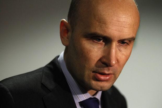 Marcin Korolec, agora ex-ministro do Meio Ambiente da Polônia (Foto: Kacper Pempel/Reuters)