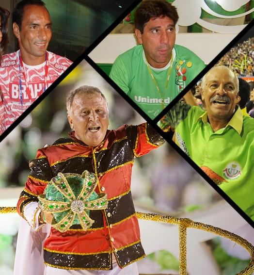 samba da bola (GloboEsporte.com)