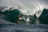 Taj Burrow causa acidente com amigo fot�grafo em onda grande na Austr�lia