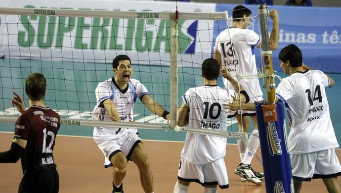 Minas e Juiz de Fora, Belo Horizonte, Superliga (Foto: Assessoria/Minas Tênis Clube)