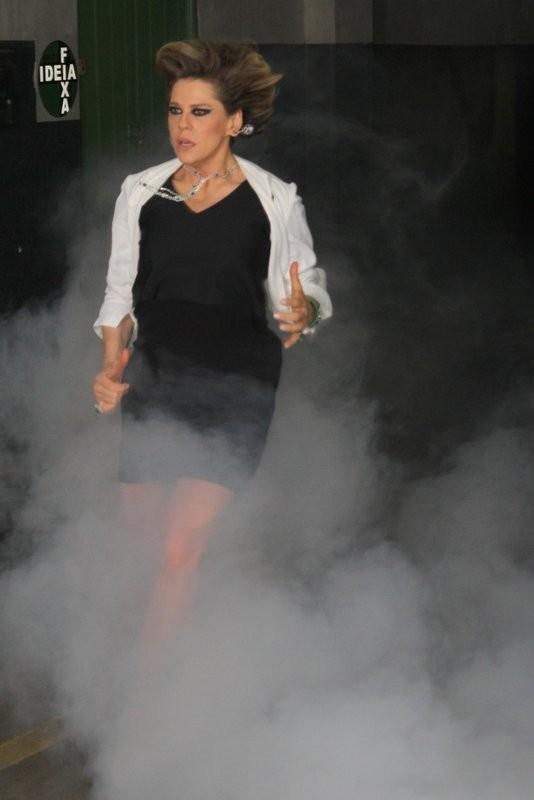 Bárbara Paz (Foto: Anderson Borde / AgNews)