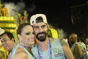 Viviane Araújo desmente risada para Gracyanne
