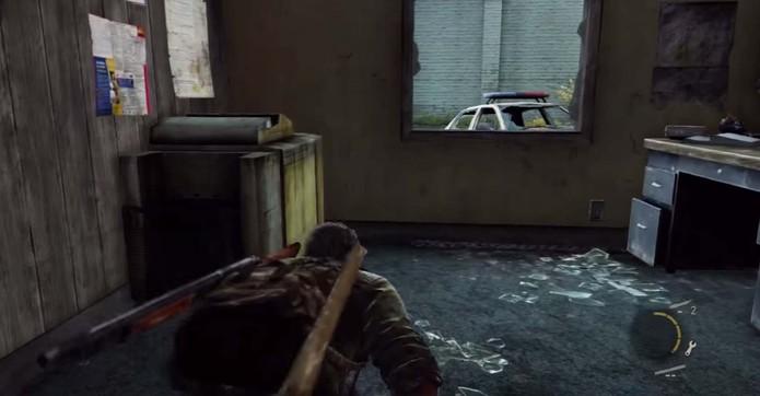 Saia pela janela (Foto: Reprodução/YouTube)