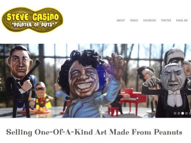 James Brown ao lado de outros ícones da cultura pop (Foto: Divulgação)