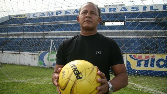 Ex-goleiro Dico vai fazer parte do Conselho de Futebol do Remo (Foto: Igor Mota/O Liberal)