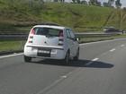 VW Up! é flagrado em rodovia do interior de São Paulo