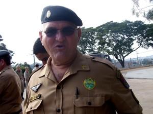 Sargento Lima estava na corporação há 31 anos (Foto: Reprodução Facebook)