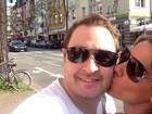 Mayra Cardi curte lua de mel com o marido na Alemanha