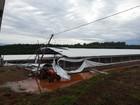 Chuva intensa e vendavais causam estragos em municípios do Paraná