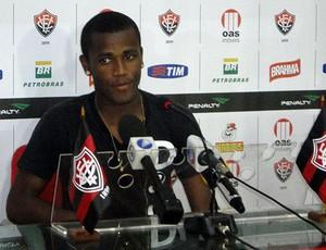 willie, meia do vitoria (Foto: Raphael Carneiro/Globoesporte.com)
