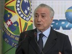 Planalto considera que segunda denúncia contra Temer chega frágil