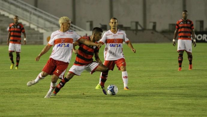 campinense x crb amigão (Foto: Nelsina Vitorino / Jornal da Paraíba)