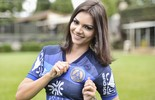 Confira o perfil da musa da Aparecidense, Lucineia Barbosa (Evandro Duarte)
